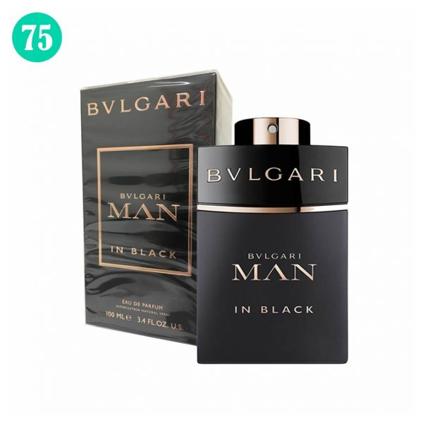 BVLGARI MAN IN BLACK – Bvlgari uomo