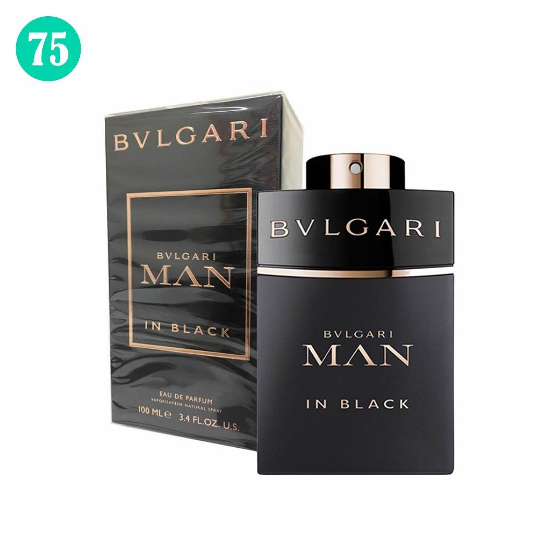 BVLGARI MAN IN BLACK – Bvlgari uomo