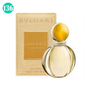 GOLDEA – Bvlgari donna